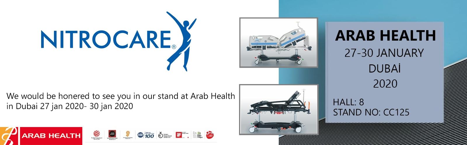 ARAB HEALTH 2020 İNG