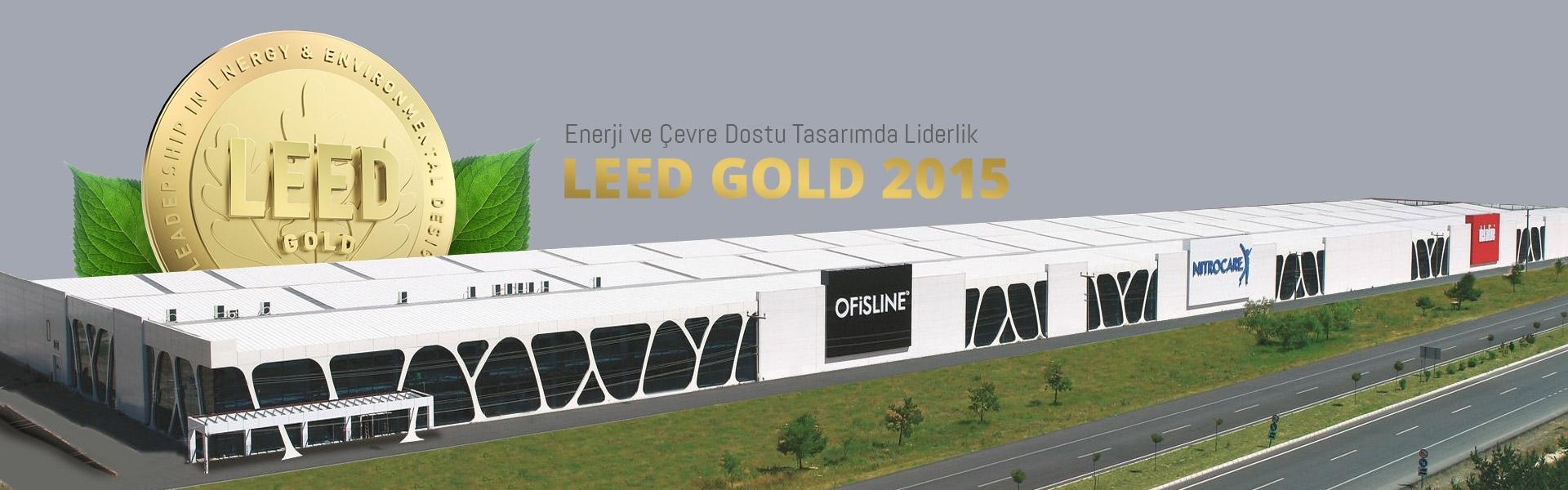 LEED GOLD 2015